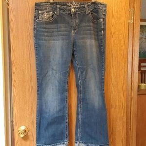 Love Indigo jeans